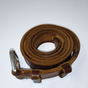 Vintage/Rustic  Polo Belt